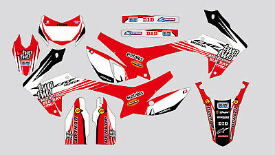GRAPHICS DECALS STICKERS FULL KIT FOR HONDA CRF250L CRF250M 2012-2020 CRF250L 2012-2016