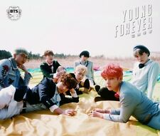 BTS(Bangtan Boys) [In The Mood For Love Young Frever] Japan Edition (2CD+DVD)