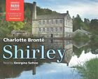 Shirley by Charlotte Bronte (Audio disk, 2014)