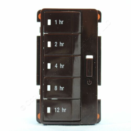 Cooper ACCELL Brown Color Change Kit for 1,2,4,8,12 Hour Timer Control PT1HK-B-P