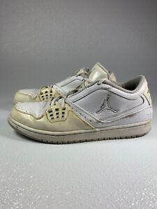 Nike Air Jordan Retro #23 White Leather