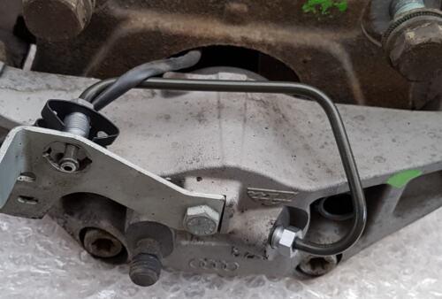 Audi A6 C6 4F 2005-2011 front N//S Caliper  brake pipe