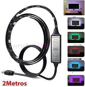 Tira-de-led-RGB-controlador-USB-2-Metros-MULTICOLOR-se-conecta-TV-AMBILIGHT-LUZ