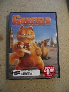Garfield A Tail Of Two Kitties Dvd 2009 Genre Comedy Director Tim Hill 24543387381 Ebay