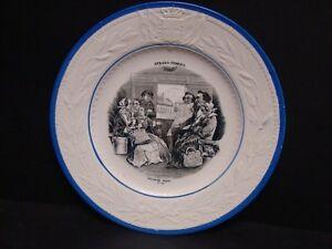 Antique-Dish-034-Series-Road-Wire-034-Richard-Railway-N-8