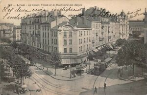 Lyon-the-Course-Vitton-and-the-Boulevard-of-Belgian