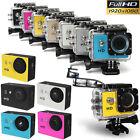 "Sj4000 1080P 1.5"" Waterproof 170° Action Sports DV Camera Cam Camcorder Car DVR"