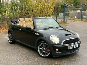 Mini Cooper S Convertible R57 / New Timing Chain / No ULEZ charge