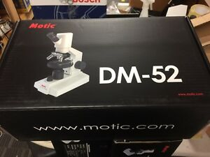 DRIVER: MOTIC DM 52