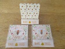 Bee Beautiful Nail Files    (E Box 15)