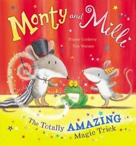 Very-Good-1848953070-Paperback-Monty-and-Milli-the-Totally-Amazing-Trick-Warnes