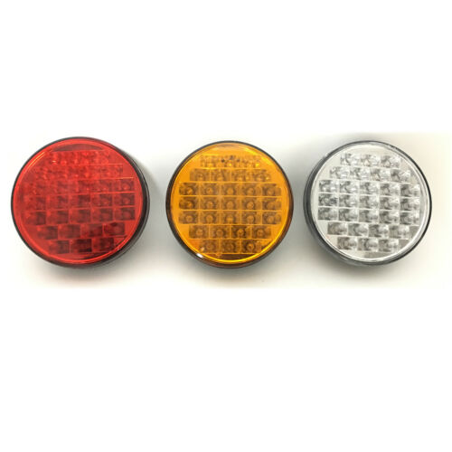 3X REVERSE INDICATOR FOG BREAK REAR LIGHTS LAMP TRAILER TRUCK FORKLIFT 900201311