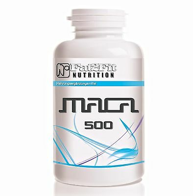 MACA (55,23€/1kg) 1000 Tabletten je 500mg - XXL PACK