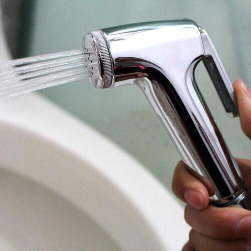 Handheld WC Badezimmer Bidet Sprayer Duschkopf Wasser Düse Sprinkler Spray Kit