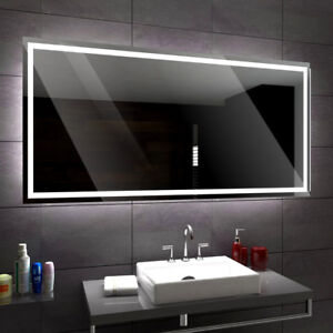 bathroom mirrors atlanta atlanta illuminated led bathroom mirror custom size 11115