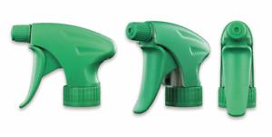 DW Sprühkopf Grün Zerstäuber für Sprühflasche Leerflasche Nachfüllflasche