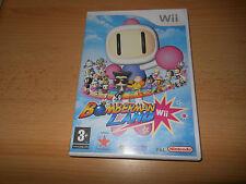 BOMBERMAN LAND for Nintendo Wii / (Wii U) New not  Sealed