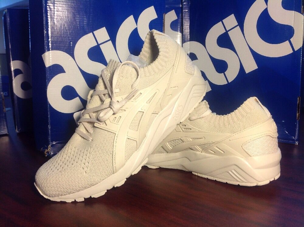 Asics, Men's, Gel-Kayano Trainer Knit, Birch, Size 9, H705N-202, NWT