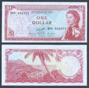 East-Caribbean-1-1965-Queen-Elizabeth-UNC-B88-632771