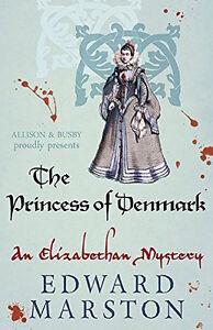 Edward-Marston-The-Princesse-de-Danemark-Bracewell-Tout-Neuf-Freepost-GB