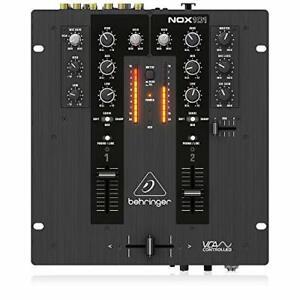 BEHRINGER NOX101 DJ mélangeurs
