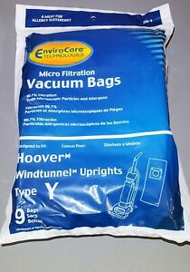 Hoover-Type-Y-Vacuum-Bags-By-Envirocare-Fits-Hoover-Wind-Tunnel-Upright-Vac-18pk