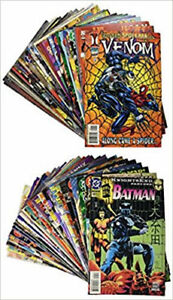 1-Box-Lot-of-50-comics-Marvel-DC-Other-Publishers-NO-duplication-free-shipping