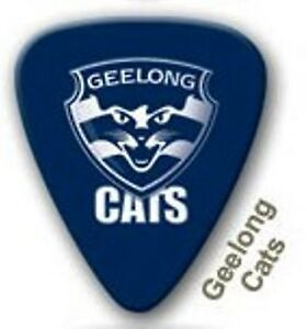 Geelong-Cats-Guitar-Picks-5-Pack-Official-AFL-Product
