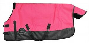 Showman-PINK-FOAL-amp-MINI-Size-36-034-40-034-Waterproof-amp-Breathable-Turnout-Blanket