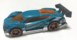 2019 Hot Wheels Super Blitzen Track Builder Diecast Scale 1:64 Toy Car - NEW