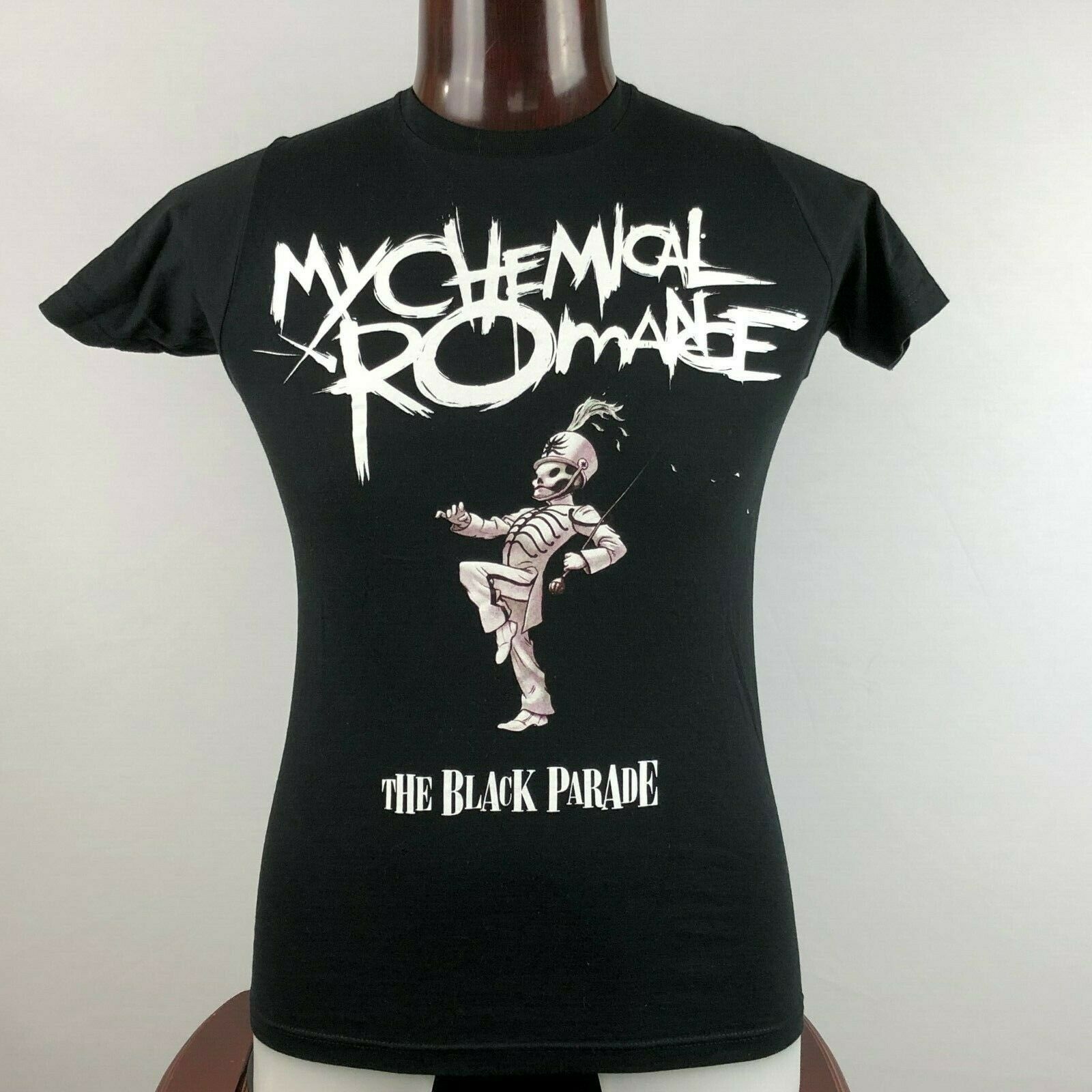 My Chemical Romance The Black Parade Mens S Graphic T S