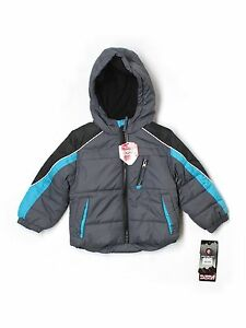 3e5d634d6 New Toddler Boy Protection System Water Wind Resistant Coat Jacket ...