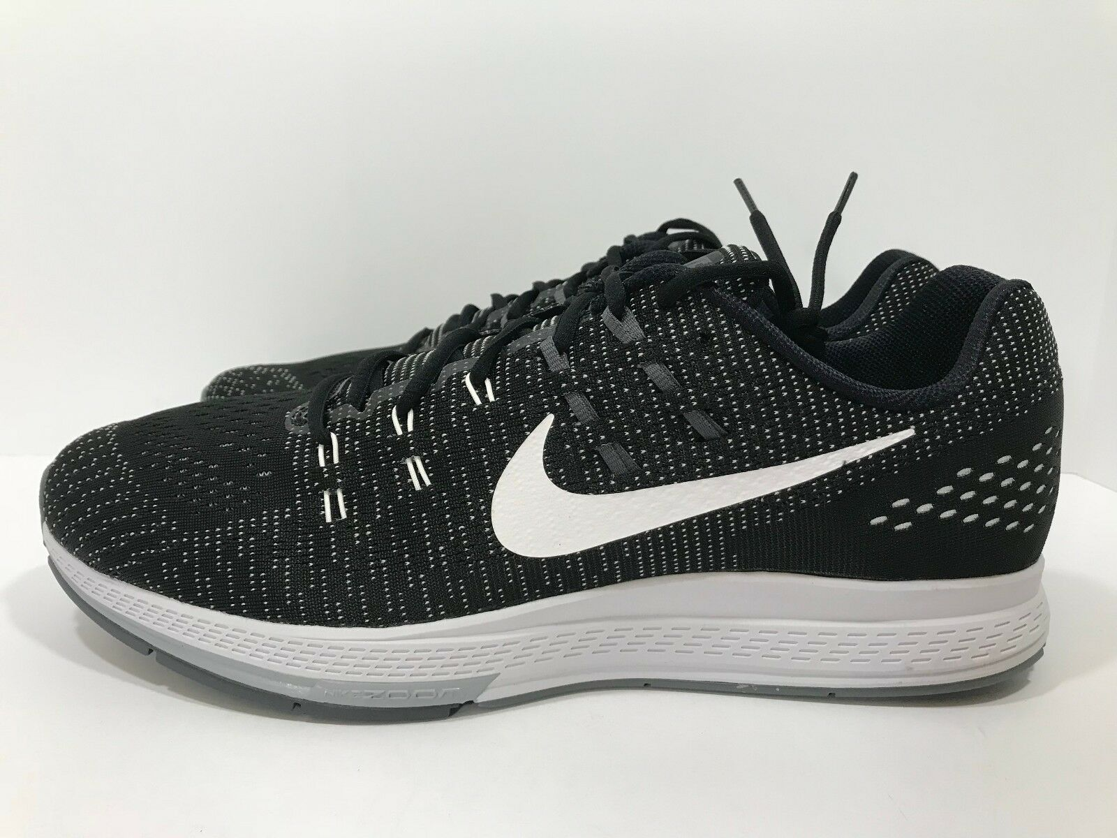 best website ef44c 05e16  New  Nike Air Zoom Zoom Zoom Structure 19 Men s Size 15 Running Shoes  806580-001 47e8c4
