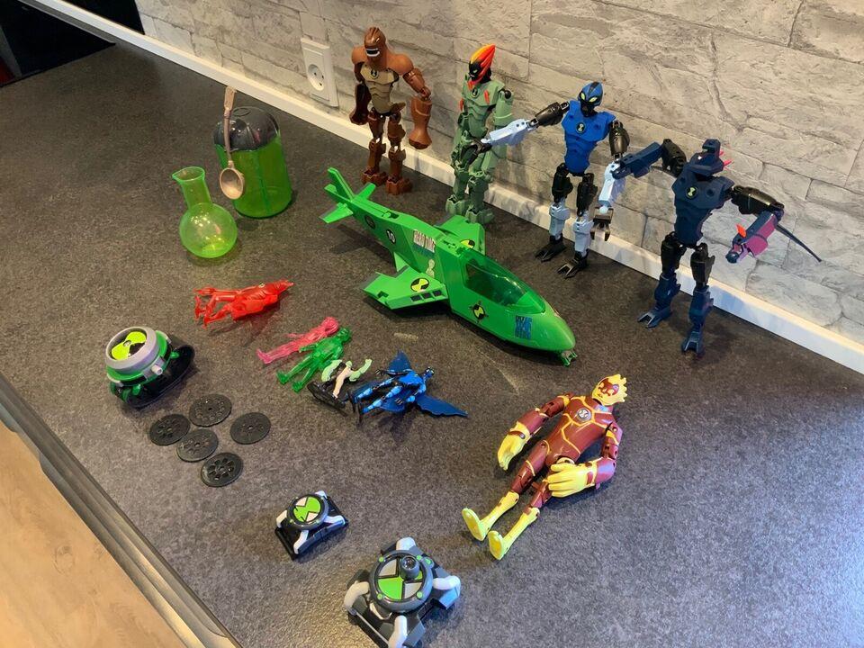 Ben 10 legetøj, Ben 10