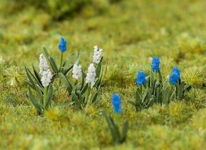 Faller-181265-H0-32-Muscari-A-Grappe-amp-Decoration-Paysage