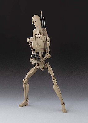 BANDAI S.H.Figuarts Star Wars Battle Droid Episode I The Phantom Menace Japan