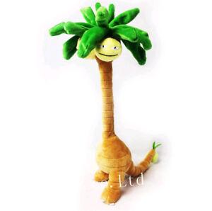 Pokemon-Go-Alola-Exeggutor-Farci-Doux-Animal-Peluche-Jouet-Poupee