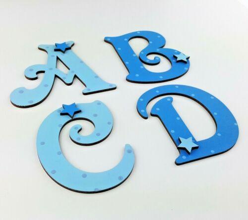 Toy Box lettres personnalisé et peint-mur ou porte noms-en Bois #Vic-2