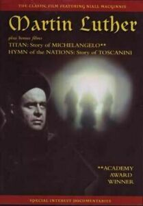Martin Luther/Titan: the Story of Michelangelo/Hymn of the Nations (DVD)