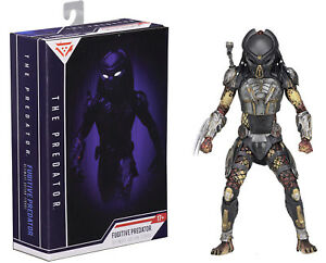 Predators-ULTIMATE-FUGITIVE-PREDATOR-ACTION-FIGURE-NECA-Aliens-AVP