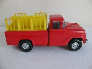 Ford Truck Parts >> Vintage 1960s Buddy L Traveling Zoo Ford Pickup Truck Parts
