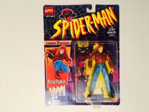 Marvel Comics Spider-man animated series personnage/'s ToyBiz 1994 variété Nouvelle