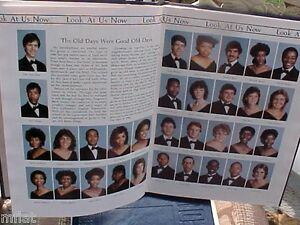 Leland North Brunswick High School Yearbook 1986 North Carolina
