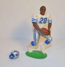 1995 Barry Sanders #20 Away Jersey Detroit Lions Starting Lineup Football