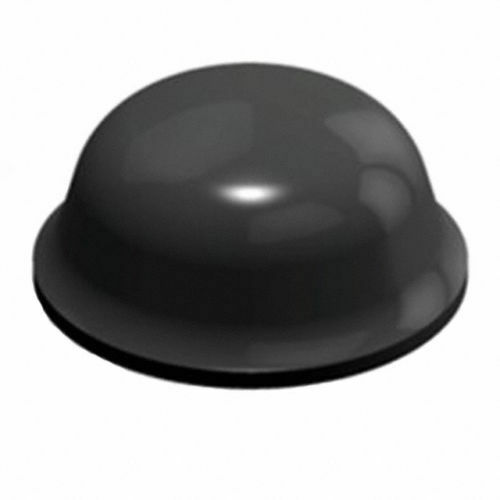 3M Bumpon SJ5003 Bumpers Black Rubber Stick on Feet for Glass Ceramics Wood Plas