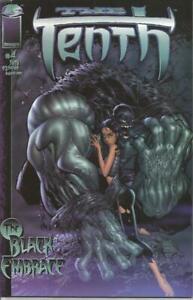 TENTH Black Embrace #4, VF/NM, Tony Daniel, Image Comics, 1999, Monster, more in