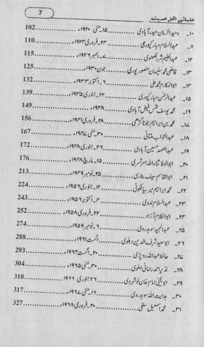 Urdu 40 Fourty Ulamay Ahle Hadith