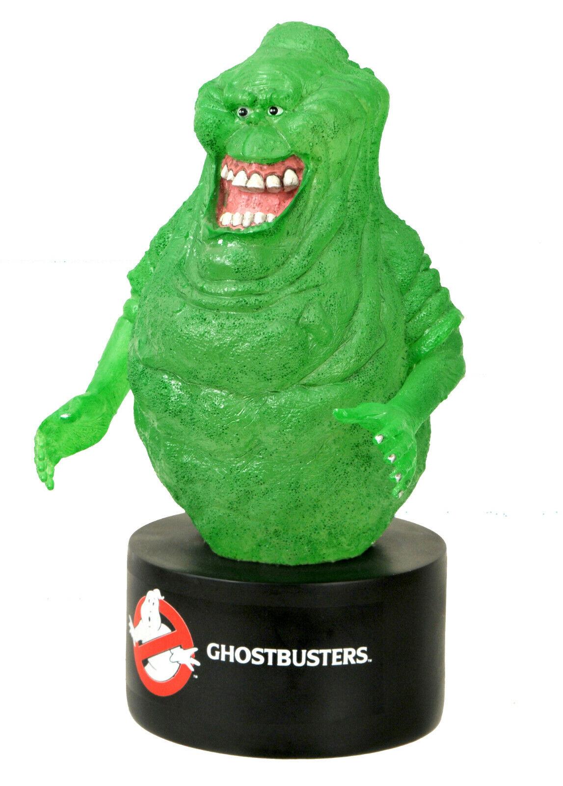 Diamond Select Ghostbusters  luz-Up Slimer De Resina Estatua-Nuevo-Sellado De Fábrica