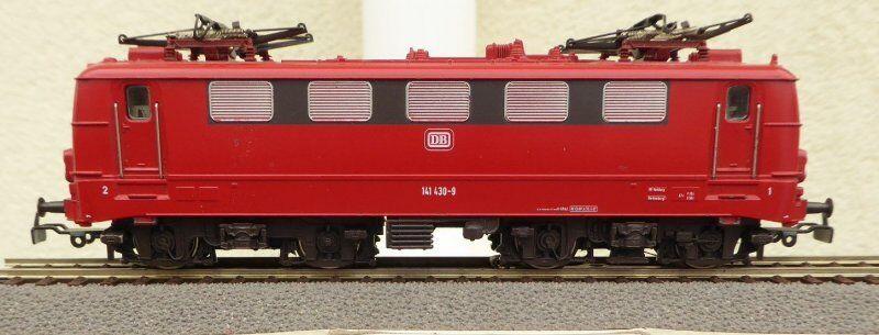 Märklin 3037- -primex H0 3186 E-Lok Br 141 430-9 Db Ep4 5 Oriente red Analógico