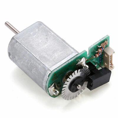 Mabuchi 130 DC6V-12V 7800RPM Metal Speed Encoder Tachometer Motor AB Phase L50